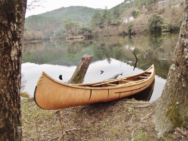 réplique canoë Birch Bark Dscf9639