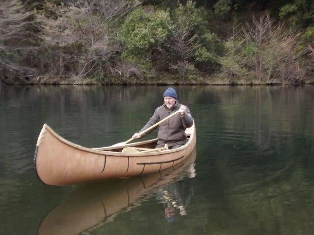 réplique canoë Birch Bark Dscf9717