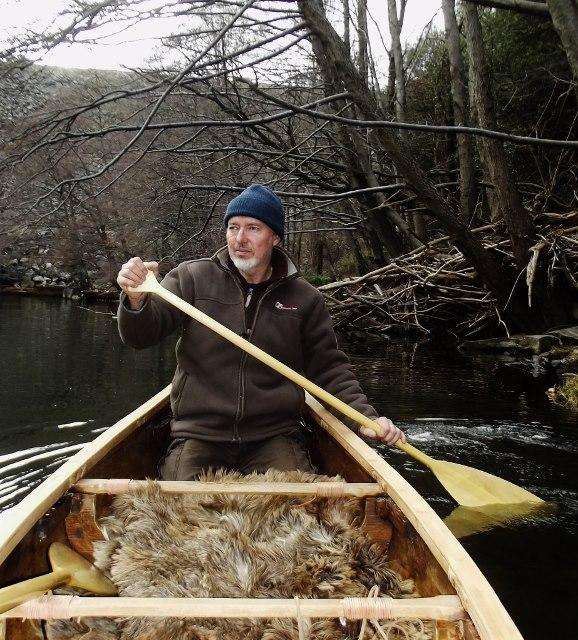 réplique canoë Birch Bark Dscf9718