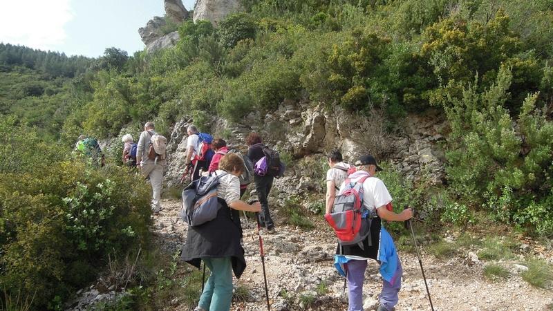 Randonnée plus calme de JM à St Pons le jeudi 3 mai 2018 001112
