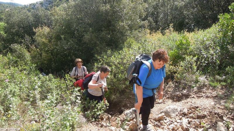 Randonnée plus calme de JM à St Pons le jeudi 3 mai 2018 001512