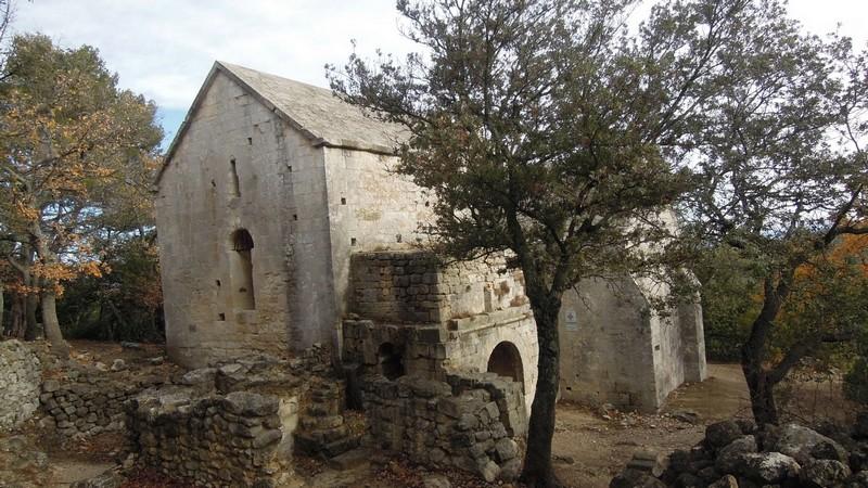 Randonnée plus calme de JM à la Roque-d'Antheron-Jeudi 14 décembre 2017 00816