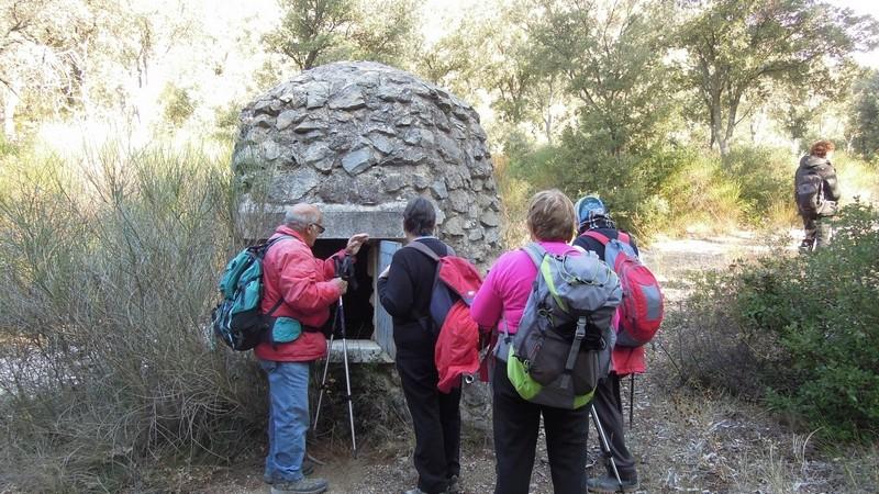 Randonnée plus calme de JM aux Borrys -Vallon de la Tapi -Jeudi 9 novembre 2017 01012