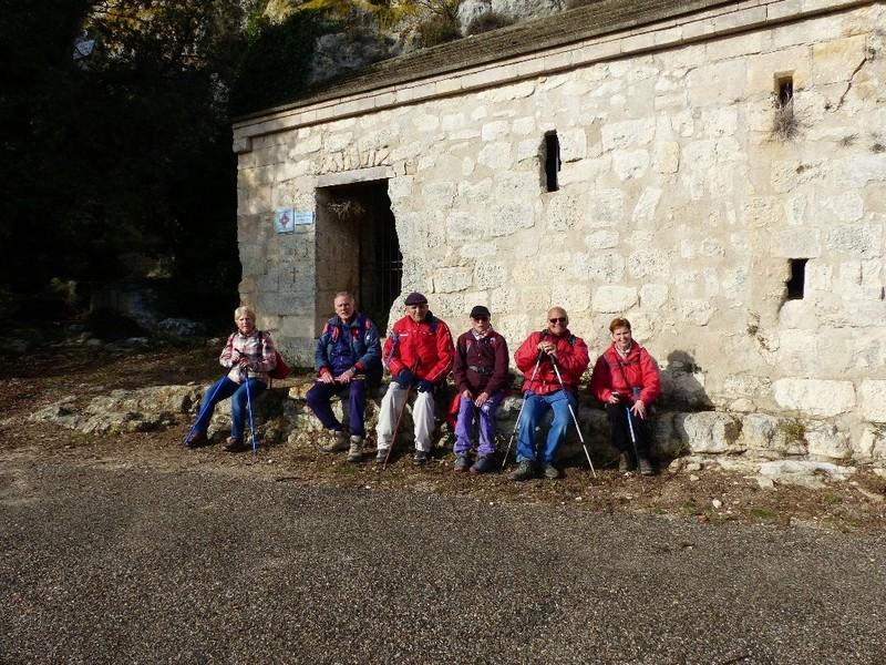 Randonnée plus calme de JM à la Roque-d'Antheron-Jeudi 14 décembre 2017 01216