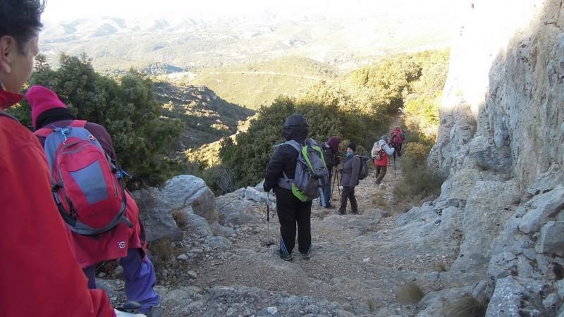 Randonnée plus calme de JM à Pichauris -Jeudi 30 Novembre 2017 01716