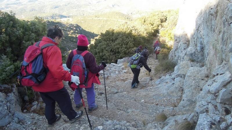 Randonnée plus calme de JM à Pichauris -Jeudi 30 Novembre 2017 02115