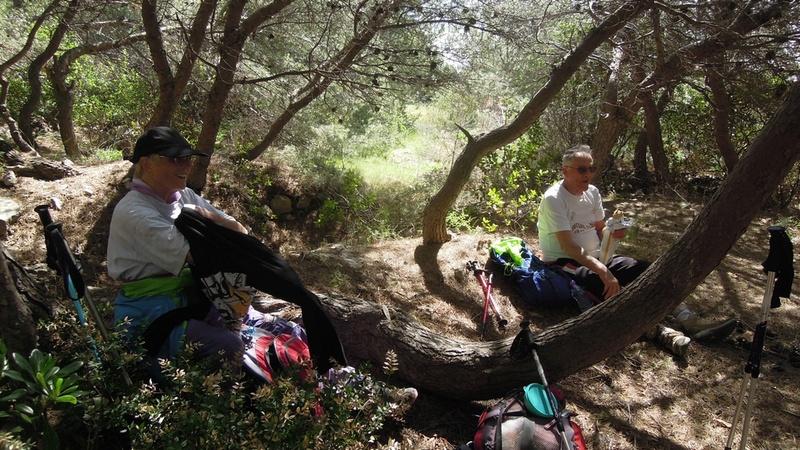 Randonnée plus calme de JM au Tamaris le jeudi 26  Avril  2018 Dscn9828