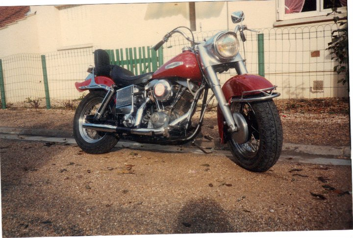 Restauration 1200 FLH électra glide 1976 - Page 7 16845010