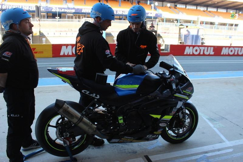 [Endurance] 24 heures du Mans 2018  - Page 5 Img_7142