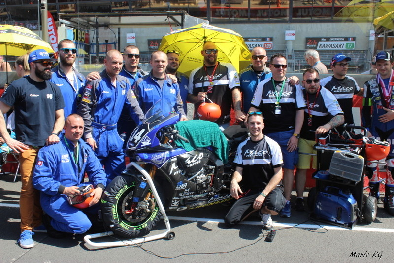 [Endurance] 24 heures du Mans 2018  - Page 5 Img_7249