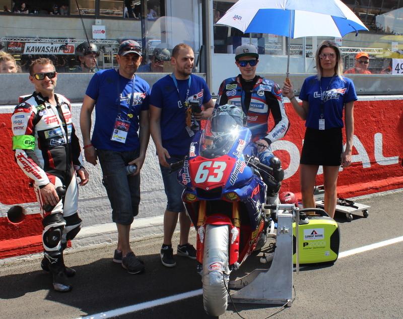 [Endurance] 24 heures du Mans 2018  - Page 5 Img_7264