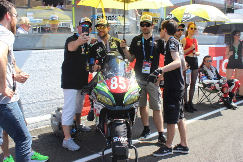[Endurance] 24 heures du Mans 2018  - Page 5 Img_7266
