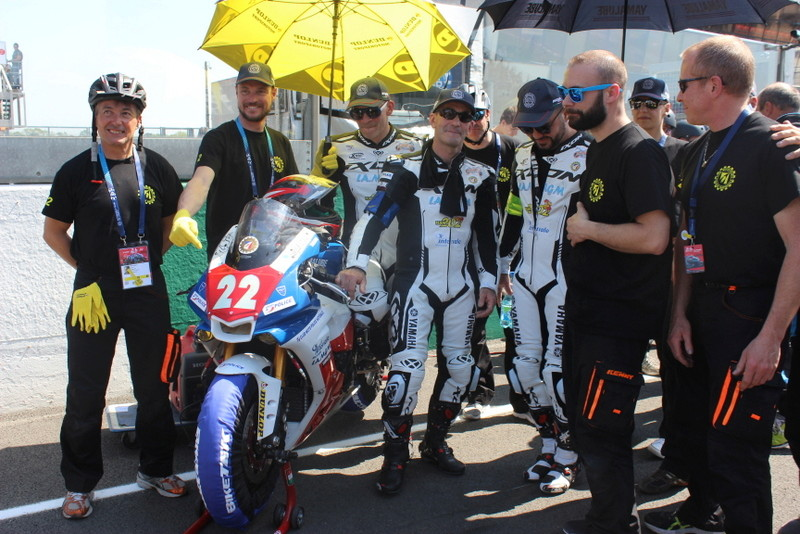 [Endurance] 24 heures du Mans 2018  - Page 5 Img_7272