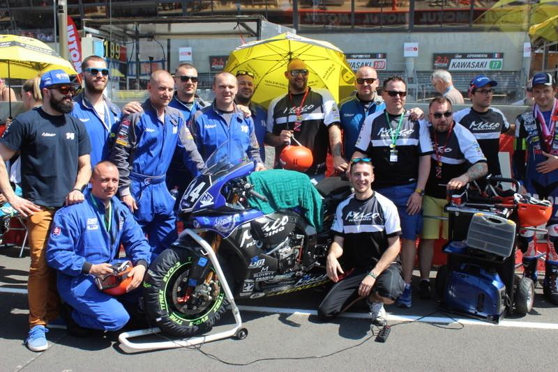 [Endurance] 24 heures du Mans 2018  - Page 5 Img_7286