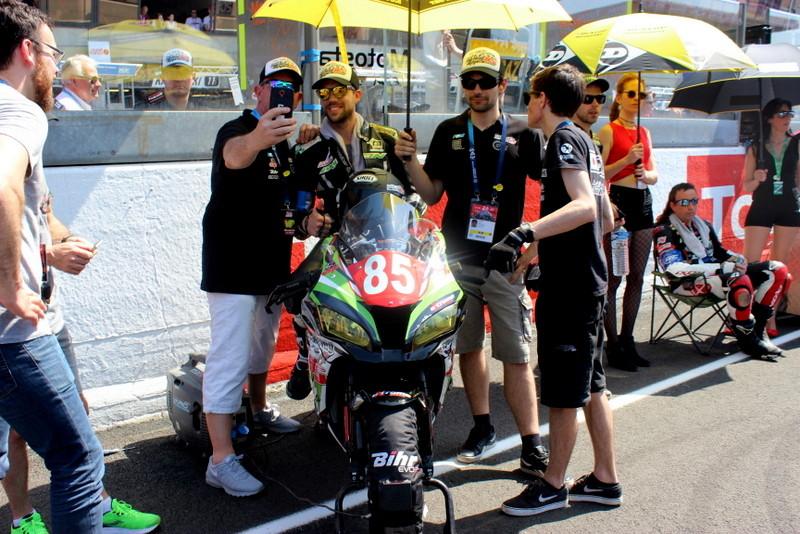 [Endurance] 24 heures du Mans 2018  - Page 5 Img_7294