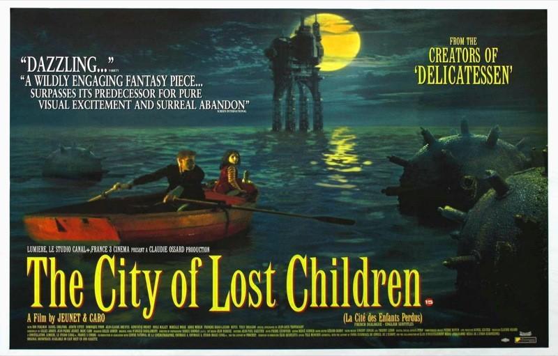 1995 - la cité des enfants perdus - JP jeunet City_o10