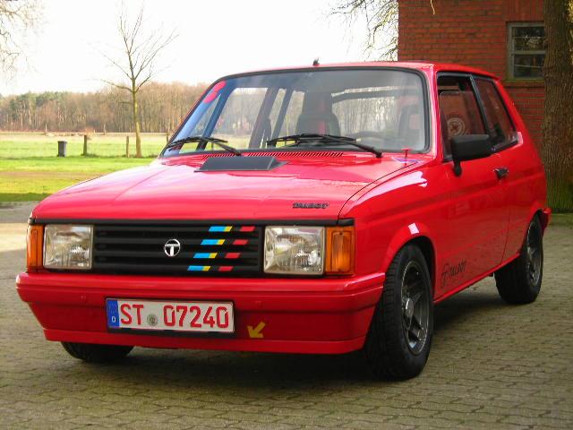 Samba Rallye en Allemagne S411