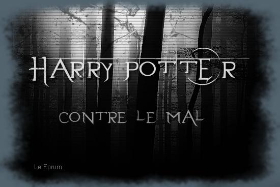 Harry Potter contre le mal