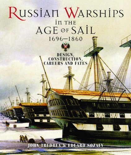 Russian Warships in the Age of Sail, 1696-1860 61h-y-10