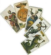 "¿Quiénes son ""Ramallouns""( los geomantes= geomancia )? Tarot10"