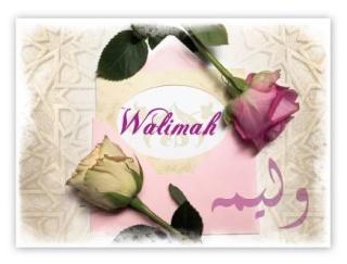 La Fiesta de Bodas (walimah) Walima10