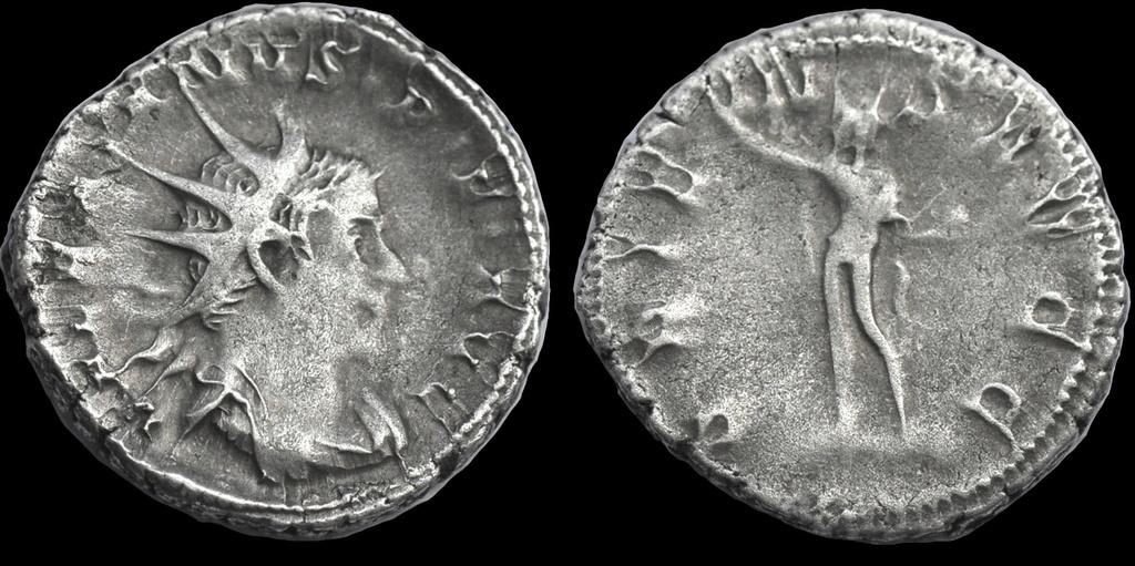 VALERIEN II – VALERIANVS II antoninien ORIENS AVGG S-l16012