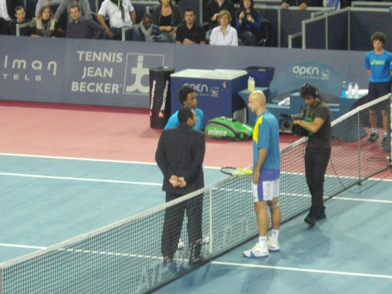 Open de tennis Sud de France à l' Arena [25/31 octobre 2010] Imgp1211