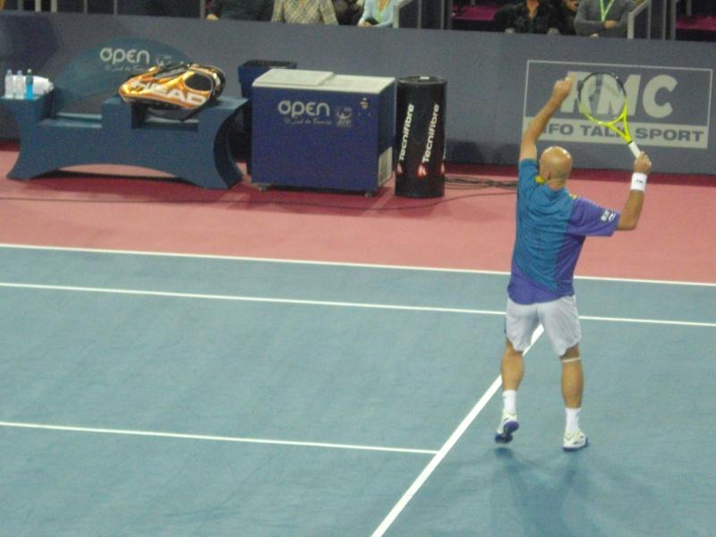 Open de tennis Sud de France à l' Arena [25/31 octobre 2010] Imgp1310