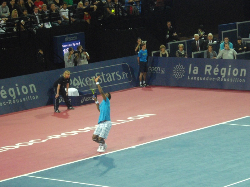 Open de tennis Sud de France à l' Arena [25/31 octobre 2010] Imgp1312
