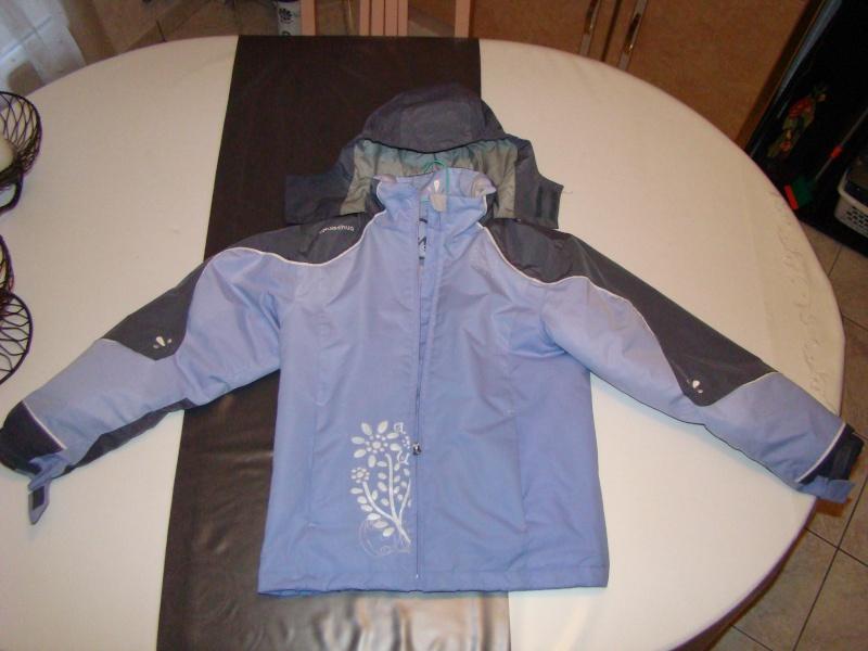 Blouson de ski ou d'hiver pour fillette Dsc03810