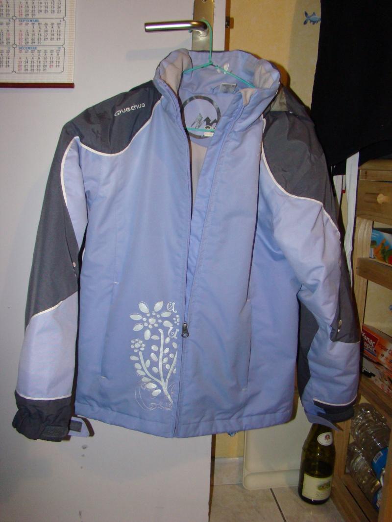 Blouson de ski ou d'hiver pour fillette Dsc03812