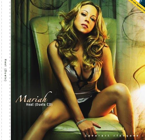 Mariah Carey - Heat (Duets CD) New Full Album 2009 M79j7t11