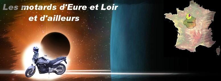 Les motards d'Eure et Loir et d'ailleurs