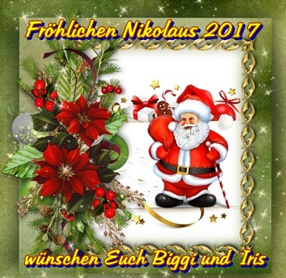 Wir wünschen Euch Allen einen schönen 1 - 4. Advent bzw. Nikolaus - Seite 3 Fryhli10