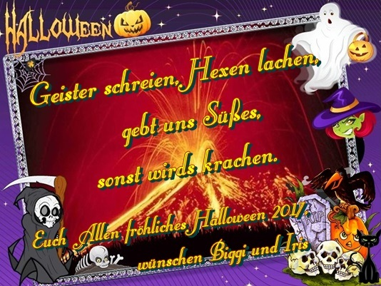 Herzliche Grüße zum Reformationstag/Halloween Geiste14