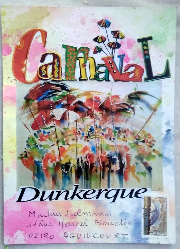 Challenge FEVRIER 2018 - CARNAVAL galerie complète Chouqu13