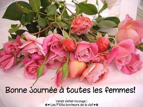 8 mars: Journée internationale de la femme Femme110