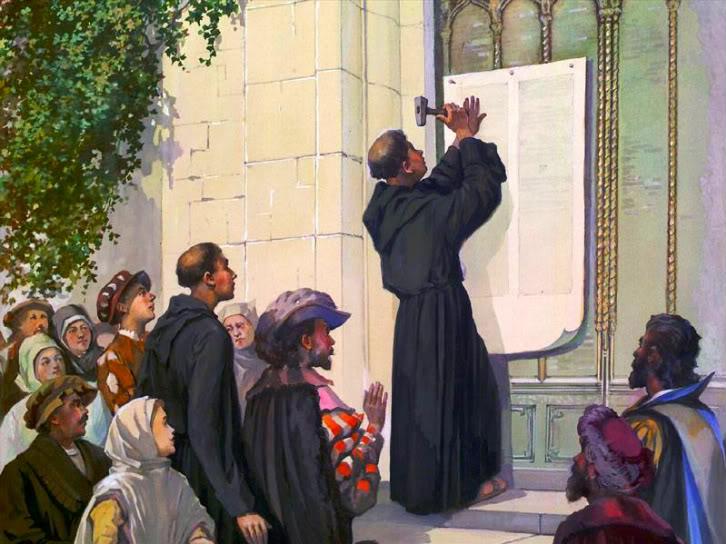 31 octobre : Fête de la réformation Luther10
