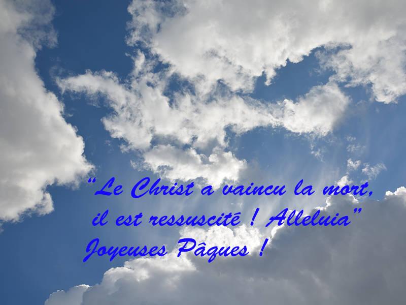Pâque juive et Pâques chrétiennes Pyques13