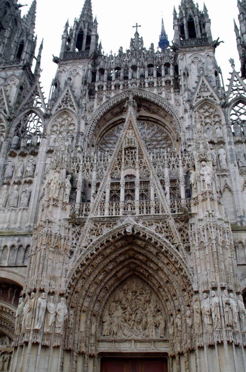 Une journée à Rouen Visite11