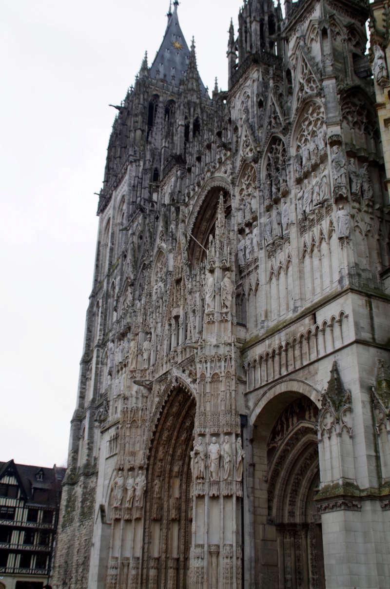 Une journée à Rouen Visite14