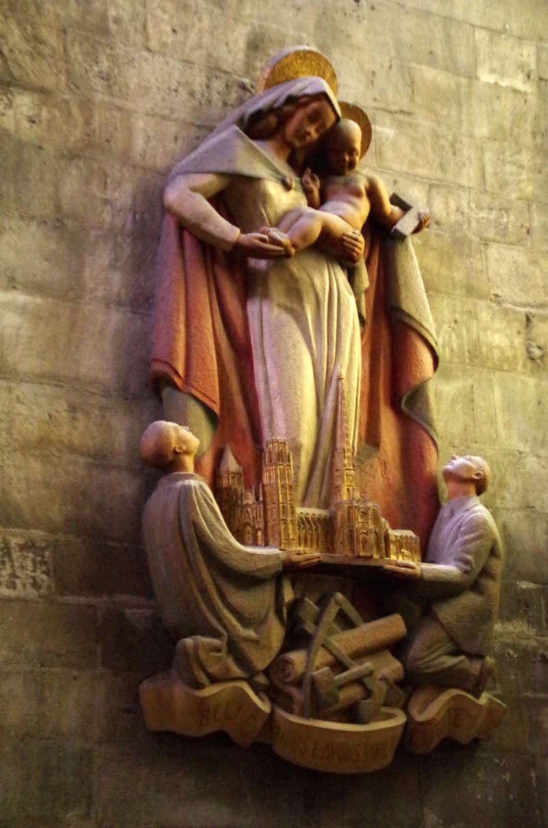 Une journée à Rouen Visite15