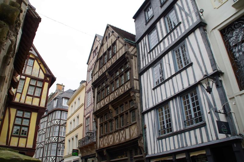 Une journée à Rouen Visite17