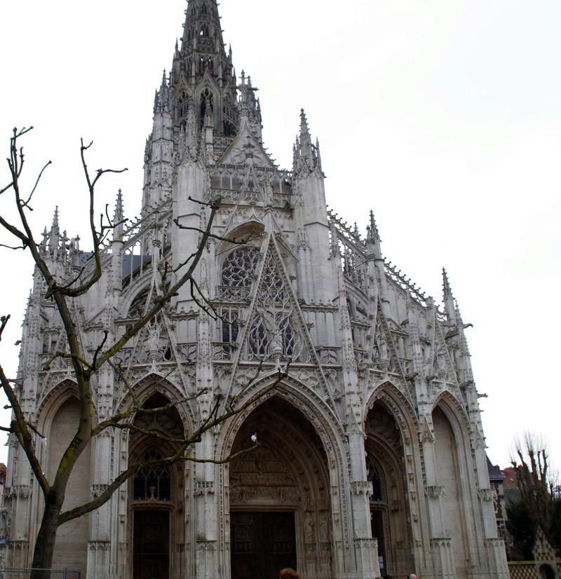 Une journée à Rouen Visite23