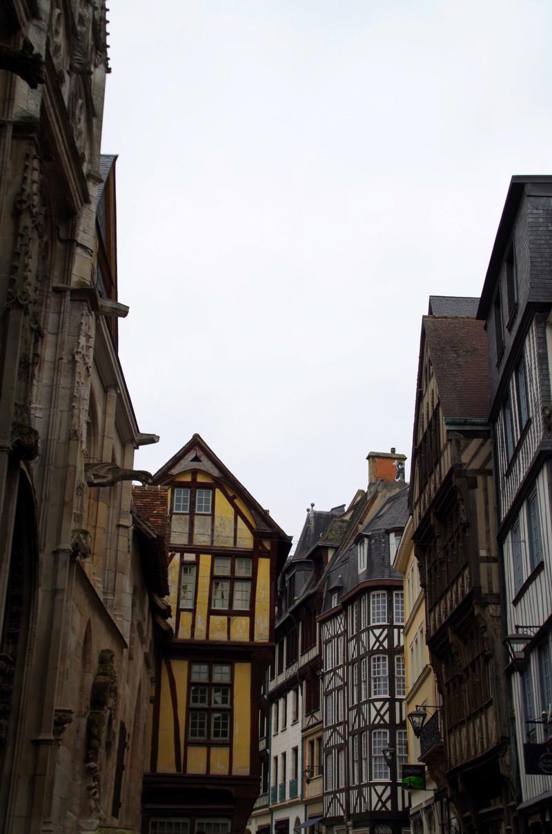 Une journée à Rouen Visite24