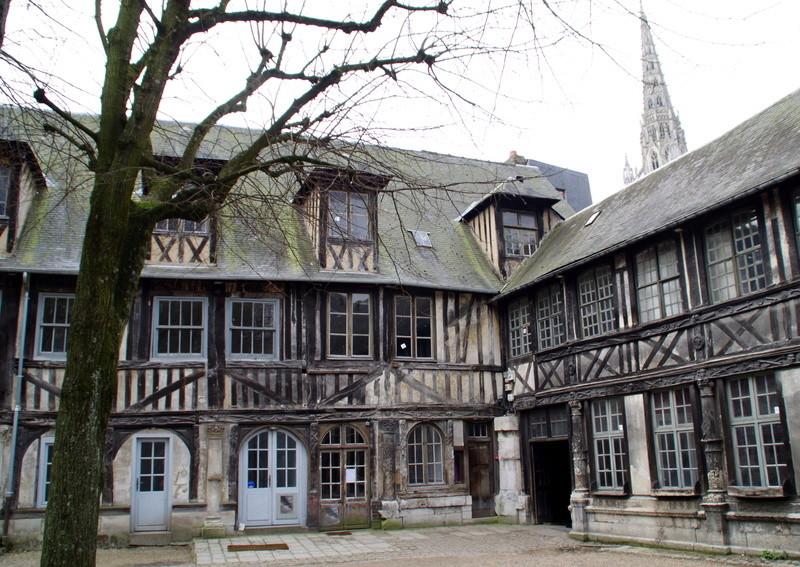 Une journée à Rouen Visite27