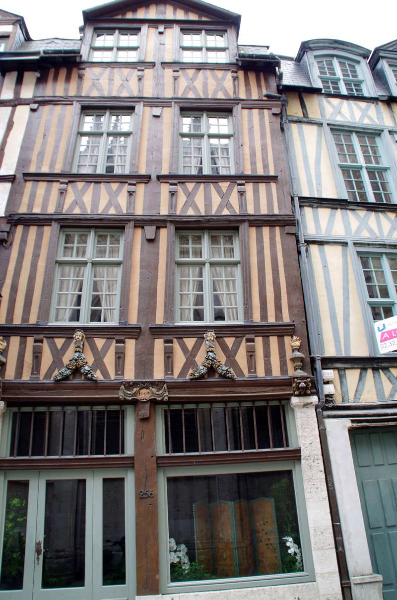 Une journée à Rouen Visite28