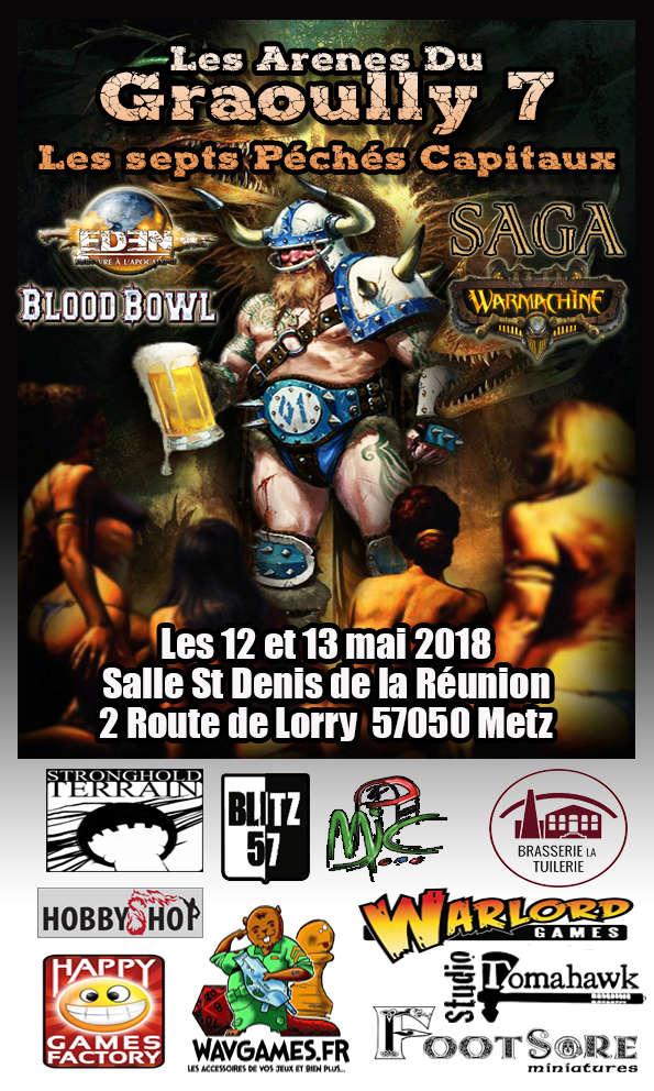 12-13 mai 2018 - Les Arènes du Graoully - Metz - La Grosse Mêlée Arenes10