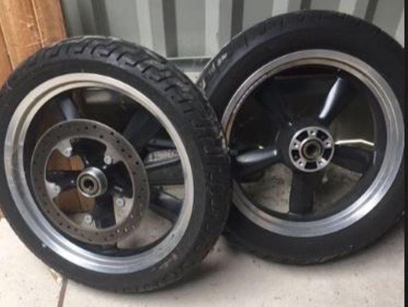 roues d'origine switchback Jantes10