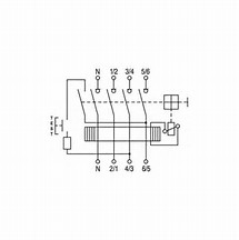 Disjoncteur différentiel  Th411